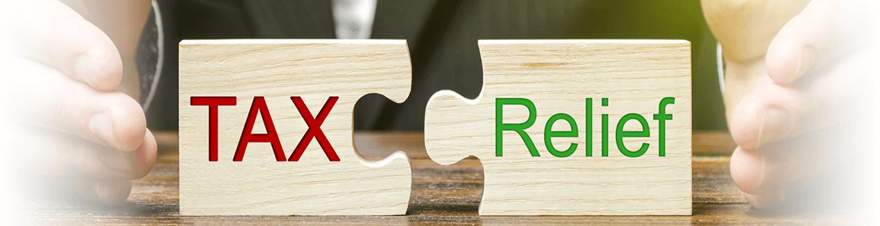 tax relief blocks